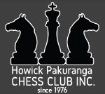 Howick Pakuranga Chess Club logo