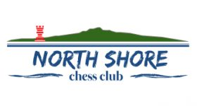 North Shore Chess Club logo